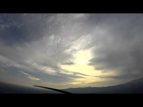 Apprentice S15 e Flight above Vaca Pena Middle School