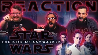 Star Wars: The Rise of Skywalker | Final Trailer REACTION!!