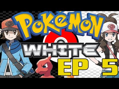 Pokemon White EP 5 - Fight in Classroom!