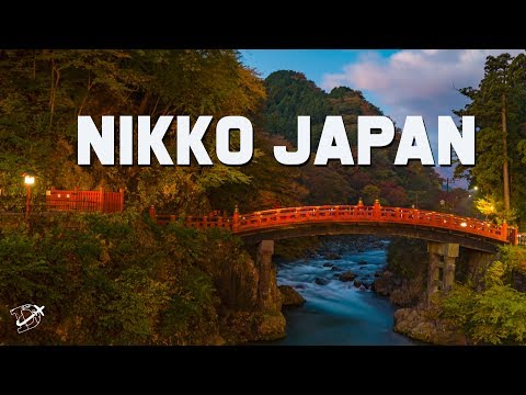 17 Things to do in Nikko Japan | The Planet D | Travel Vlog