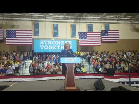 Nancy McFarlane Endorses Hillary Clinton