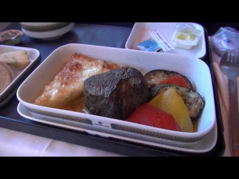 Egypt Air Business Class - 777-300ER  Heathrow To Cairo In Style