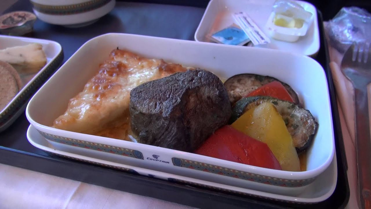 Aeromexico Food Review