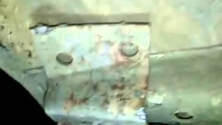 видео Как правильно установить фаркоп на ВАЗ 2106?