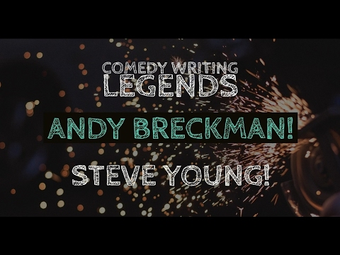 Comedy Writing Legends Andy Breckman & Steve Young