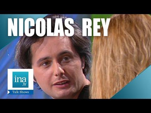 Nicolas Rey drague Séverine Ferrer   Archive INA