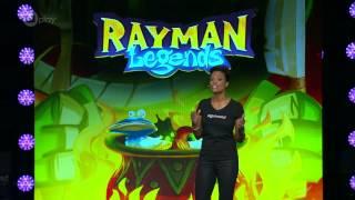 3. Rayman Legend - Ubisoft E3 2013 Press Conference [UK]