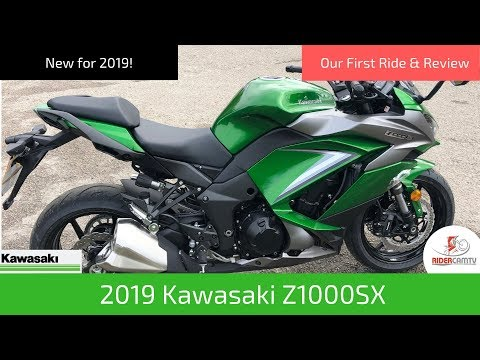 2019 Kawasaki Z1000 SX | Our first ride and review