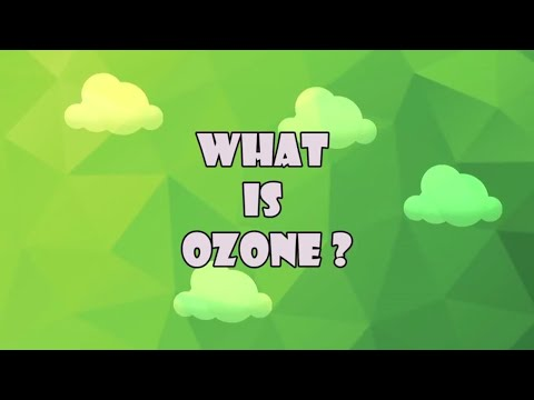 what is ozone layer? | how it works | Chemistry for All | The Openbook