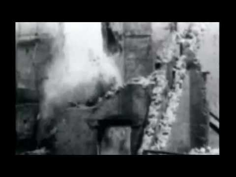 Footage of San Francisco's 1906 quake as it occurred