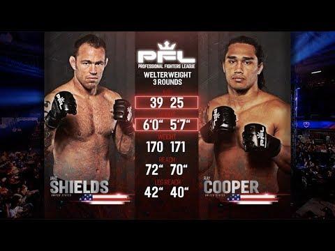 PFL Full Fight Friday: Ray Cooper III vs Jake Shields