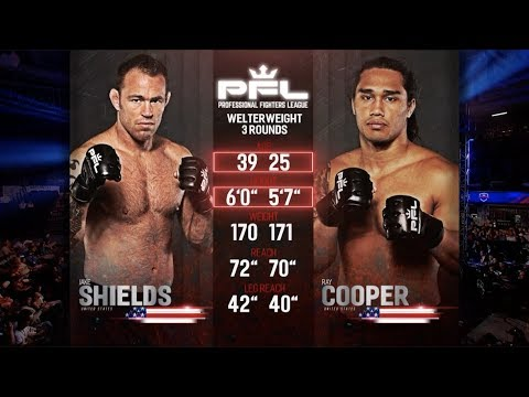 PFL Full Fight Friday: Ray Cooper III vs Jake Shields