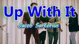 Jacob Sartorius - Up With It ( Karaoke )