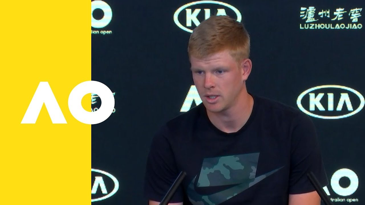 Kyle Edmund pre event press conference | Australian Open 2019