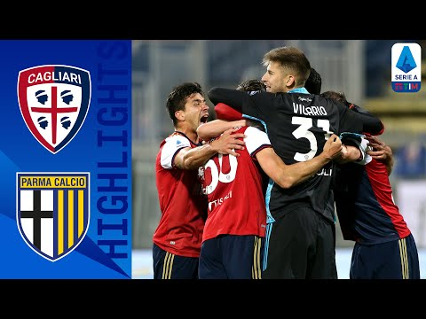 Cagliari Parma Goals And Highlights