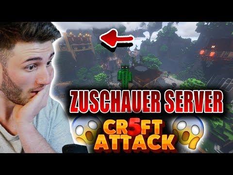 CRAFT ATTACK SERVER für ZUSCHAUER + *GEWINNSPIEL*