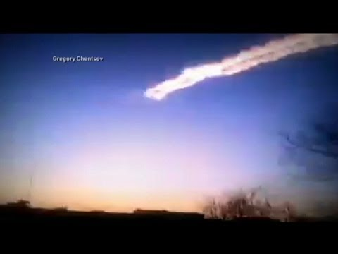 Meteor Strikes Russia, Over 1,000 Believed Injured