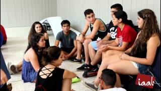 Day 3: Camp Ayandeh and Javan 2015