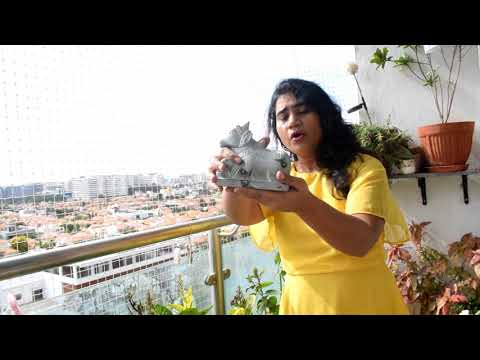 Home Decor| Balcony Decor | Decorative items for balcony | How to decorate balcony garden