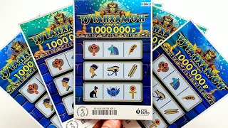 ТУТАНХАМОН Лотерейные Билеты в Которых Выигрывают