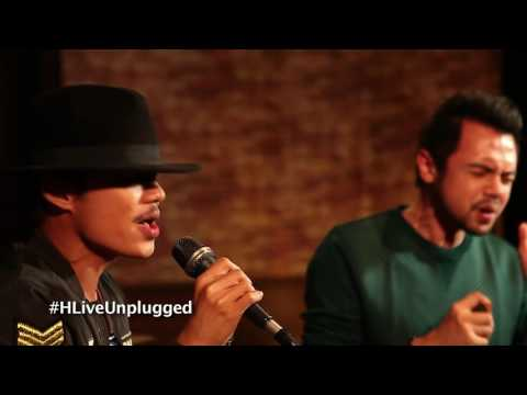 Thinker Studios | HLive Unplugged: Azhael - Sudah Ku Tahu (Projector Band Cover Akustik)