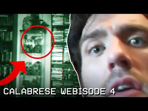 """REAL GHOST"" CAUGHT ON CAMERA! *Not Clickbait 