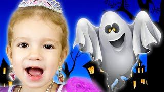 Kids Play Trick or Treat | Halloween song by Tim and Essy