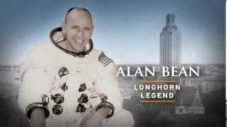 Alan Bean, Longhorn Legend