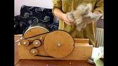 Раcчёсывание Шерсти 2 *** - YouTube