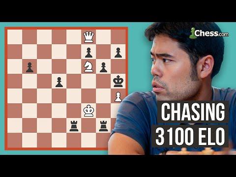 Nakamura's Knockouts: Chasing A 3100 Blitz Chess Elo