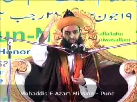 Fazil E Baghdad Hazrat Muhammed Sayed Hassan Askari Miya, 19 06 2012  05
