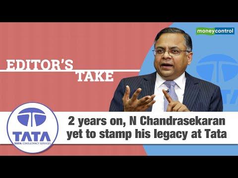 Editor's Take | 2 years on, N Chandrasekaran yet to stamp his legacy at Tata