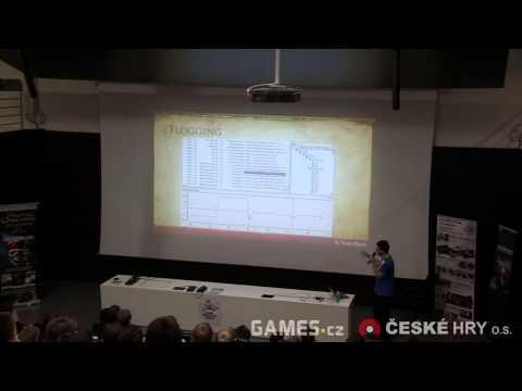 GDS 2012: Michal Hapala - K čemu programátoři, když máte hotový engine?