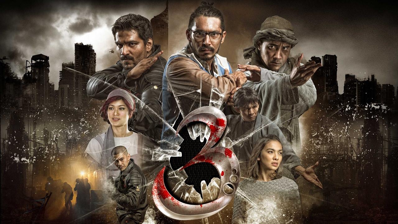 Film Action Terbaik Indonesia 3: Alif Lam Mim