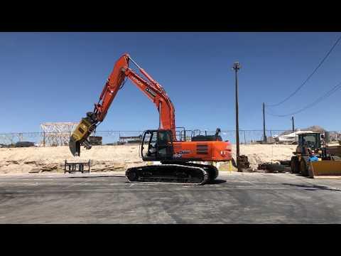 Hitachi Zaxis 350 LC-6 FT4 Excavator