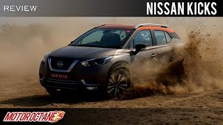 Nissan Kicks India Review | Hindi | MotorOctane
