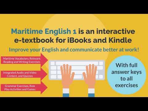 Maritime English 1 E-Textbook 1080p 201229