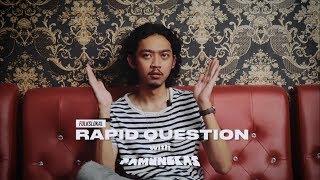 Gambar cover Rapid Question // Pamungkas