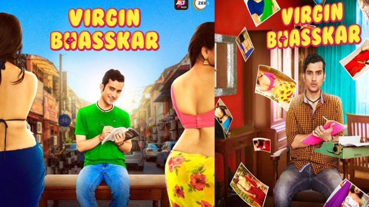 Virgin Bhaskar | Anant Joshi | Alt Balaji originals | Zee 5 | New Webseries Streaming very soon