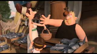 Asterix Và Vùng Đất Thần Thánh   Trailer HD