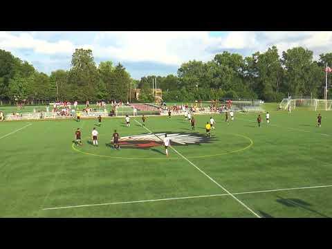 Noah Martin: 2019 Goalkeeper - Fenton High School vs. Brother Rice (Full Game)