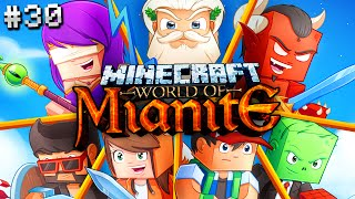 Minecraft Mianite: NUCLEAR REACTOR (S2 Ep. 30)