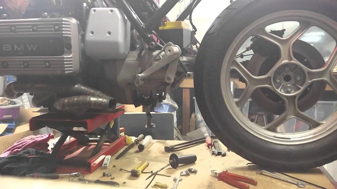 Bmw K100 Fuel Pressure Adjustment