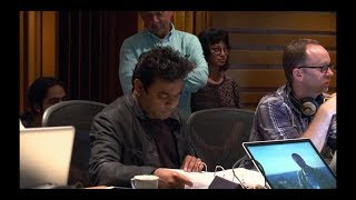 Gambar cover AR Rahman composing Live At his Studio