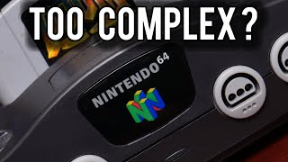 Why was the Nintendo 64 so hard to develop games for ? | MVG