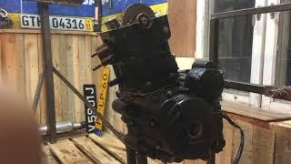 Сборка двигателя Zongshen СВ250 v4 с водяным охлаждением