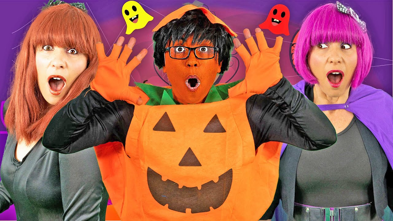 Lets Star Jump Halloween - Family Halloween Songs For Kids