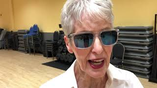 LESSON #21: DR DAN AND KATE MONTGOMERY HIP HOP MARTIAL ARTS AND LOVE
