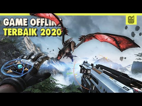 10 Game Android Offline Terbaik 2020 - 동영상