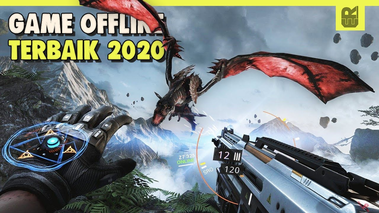 10 Game Android Offline Terbaik 2020 Youtube